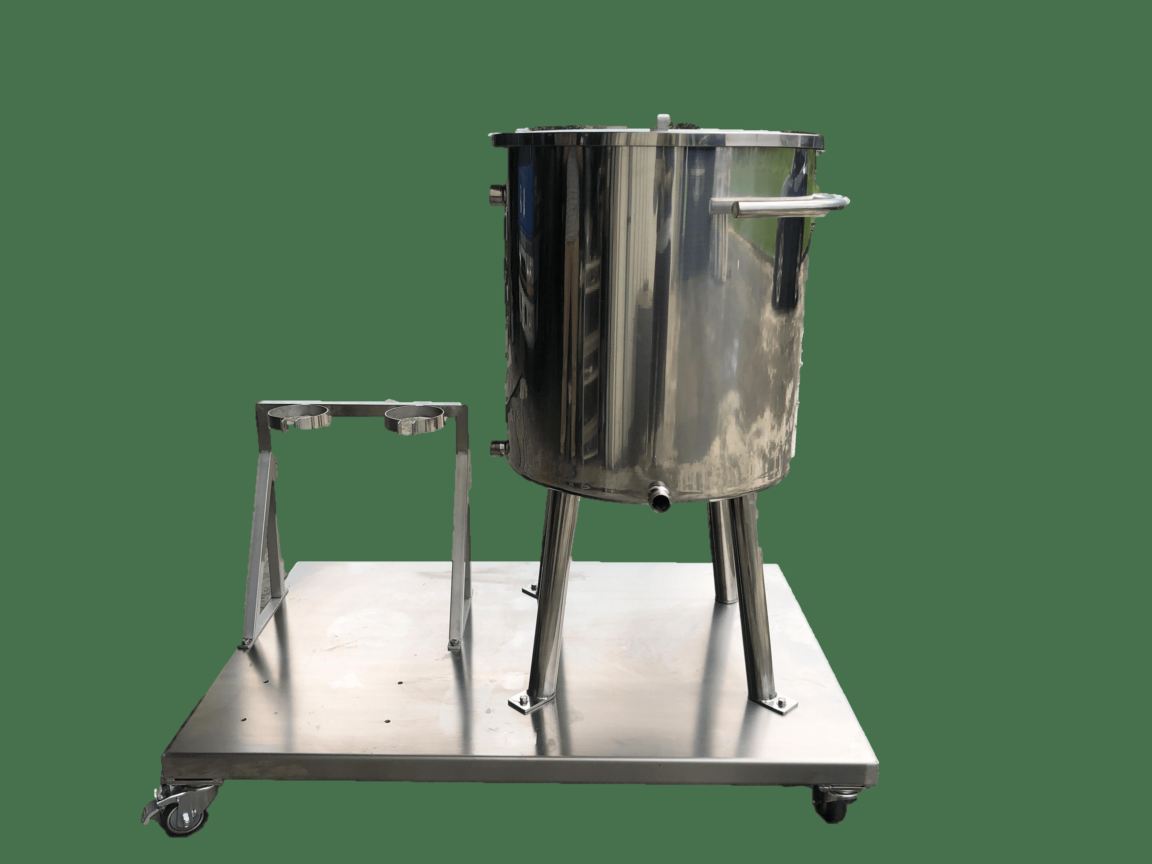 不銹鋼液態循環桶