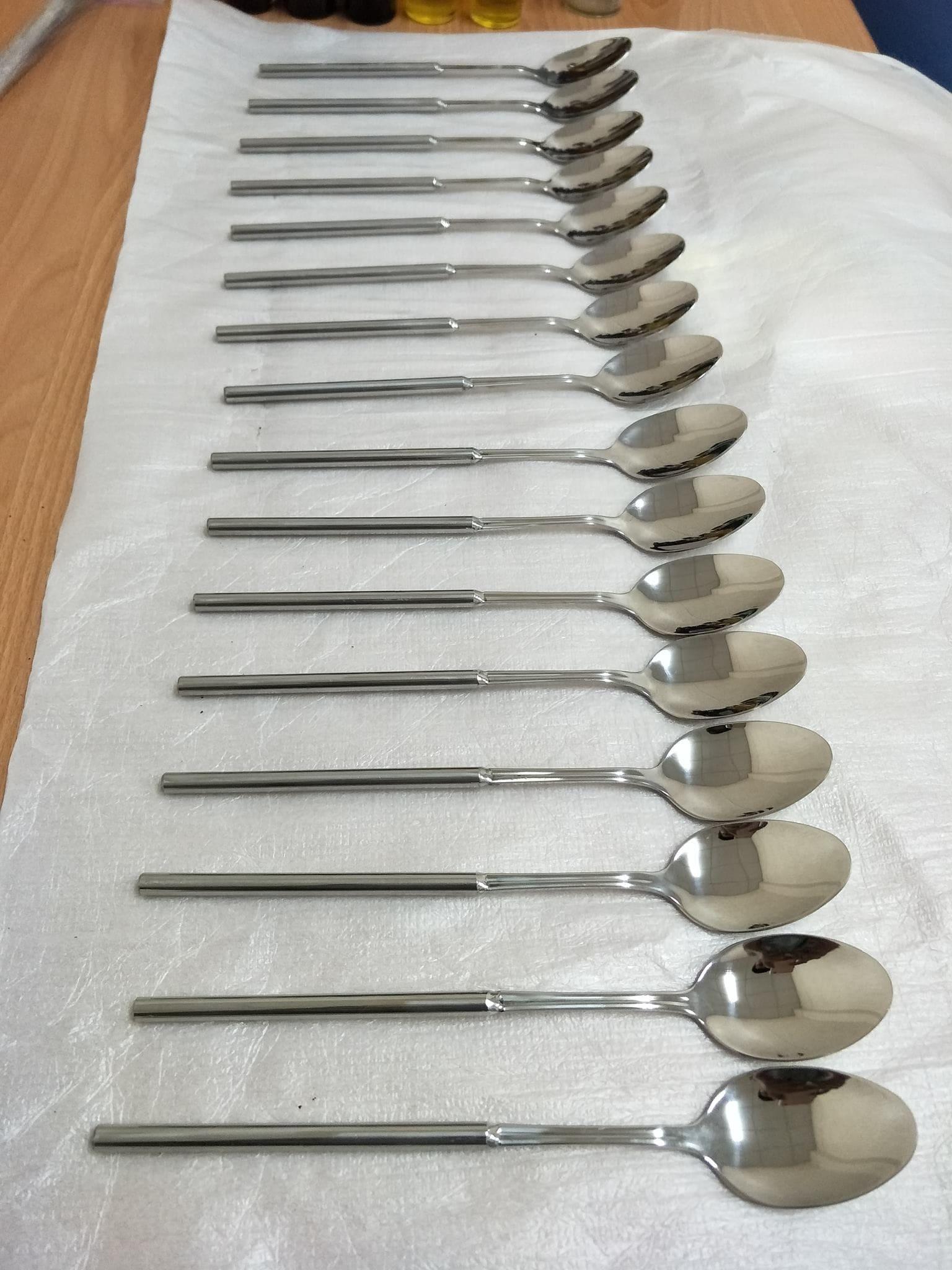 不銹鋼湯匙、鍋勺加工