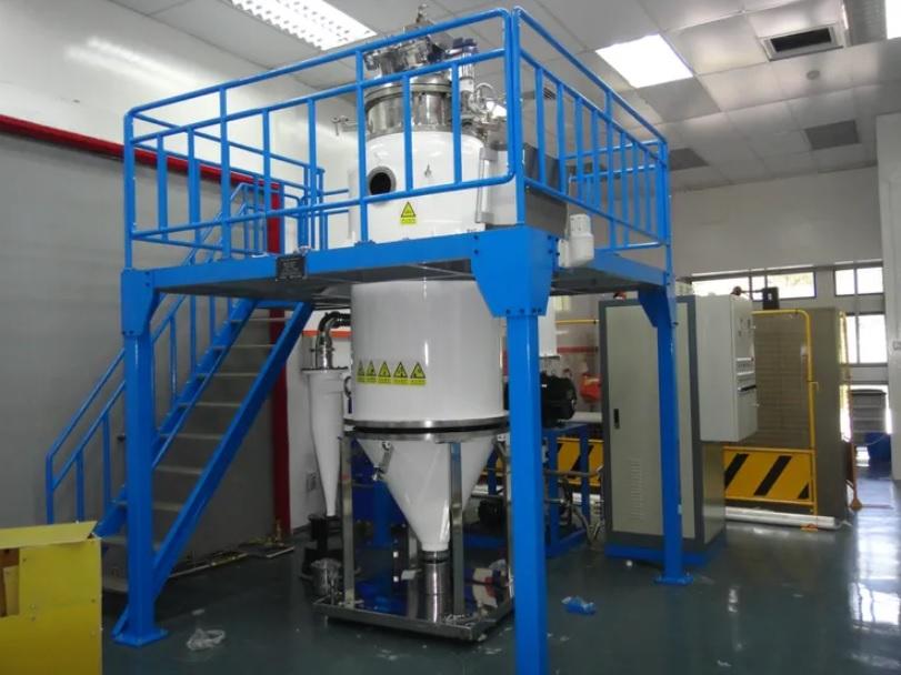 合金粉製程系統